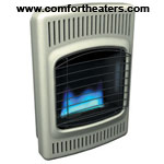 Comfort Glow blueflame vent less heaters and accessories